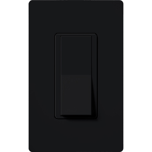 CLARO ACC SINGLE POLE SWITCH 15A BLACK