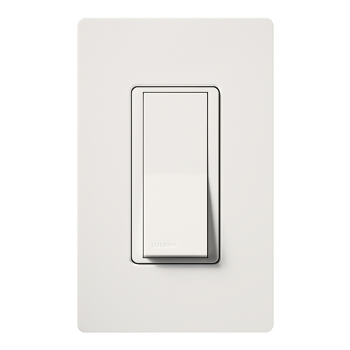 CA-1PS-WH LUTRON CLARO ACC SINGLE POLE SWITCH 15A WHITE