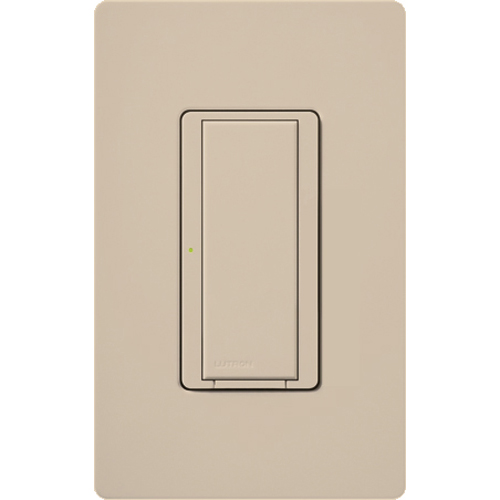 MRF 8A DUAL VOLT SWITCH TAUPE