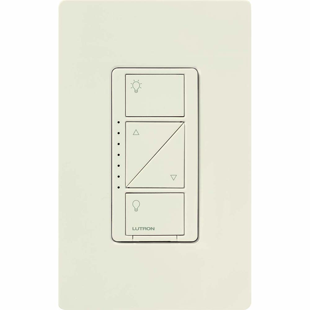 PD-6WCL-LA LUTRON CASETA 600W WALLBOX RF DIMMER