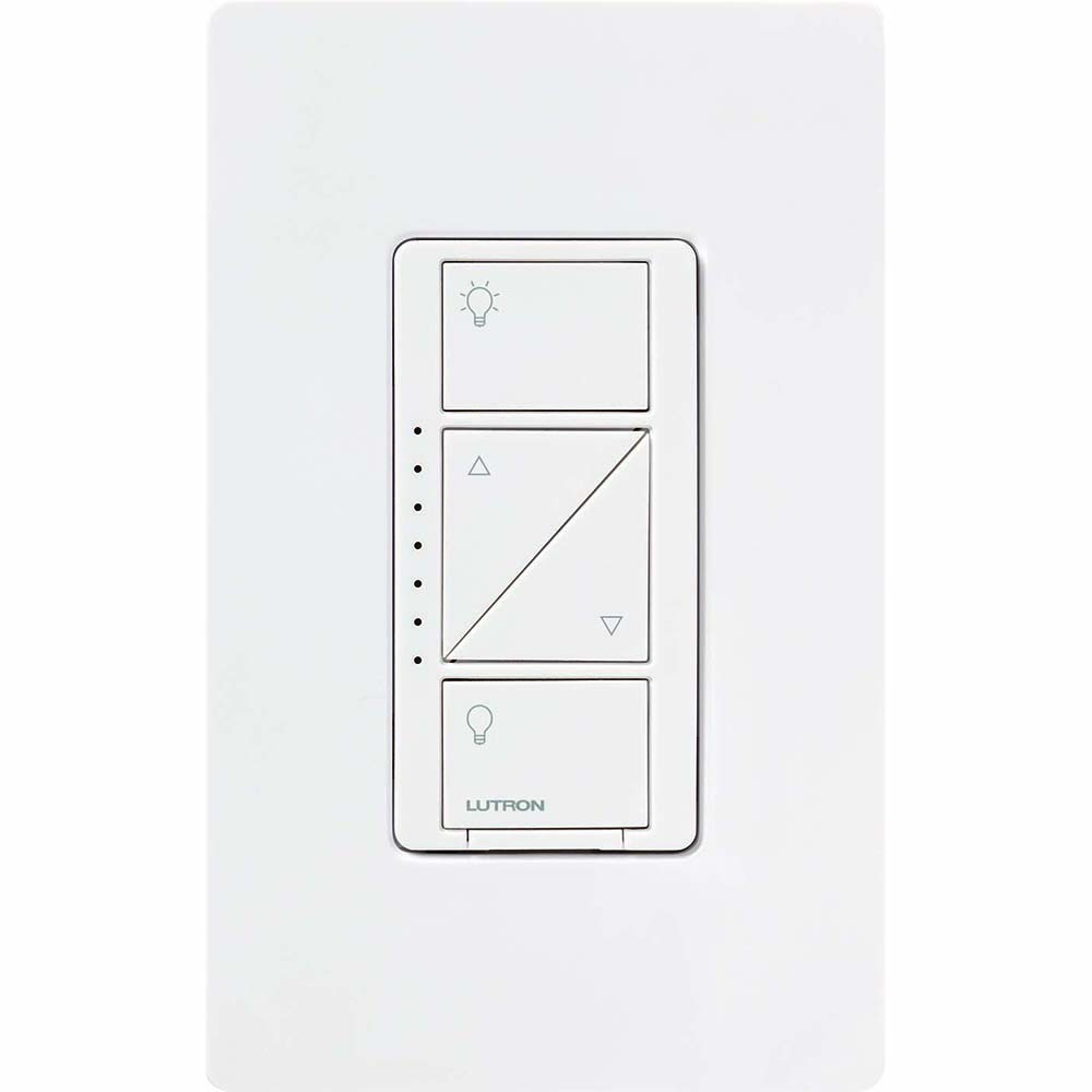 LUT PD-6WCL-WH CASETA 600W WIRELESS DIMMER, WHITE