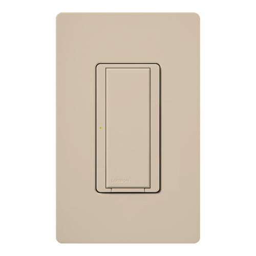 RA2 8A 2WIRE SWITCH TAUPE