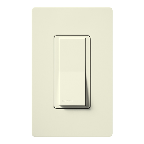 SATIN COLOR 1-POLE SWITCH BISCUIT