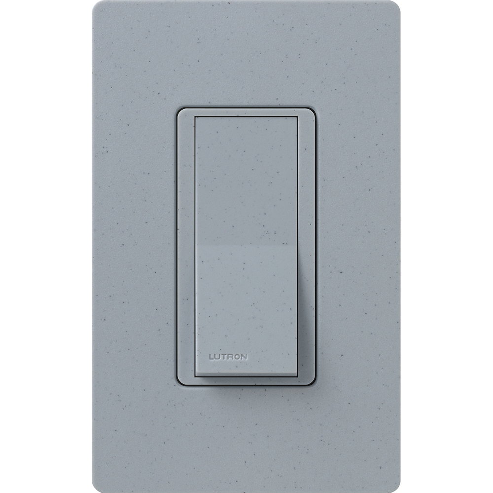 SATIN COLOR 3-WAY SWITCH BLUESTONE