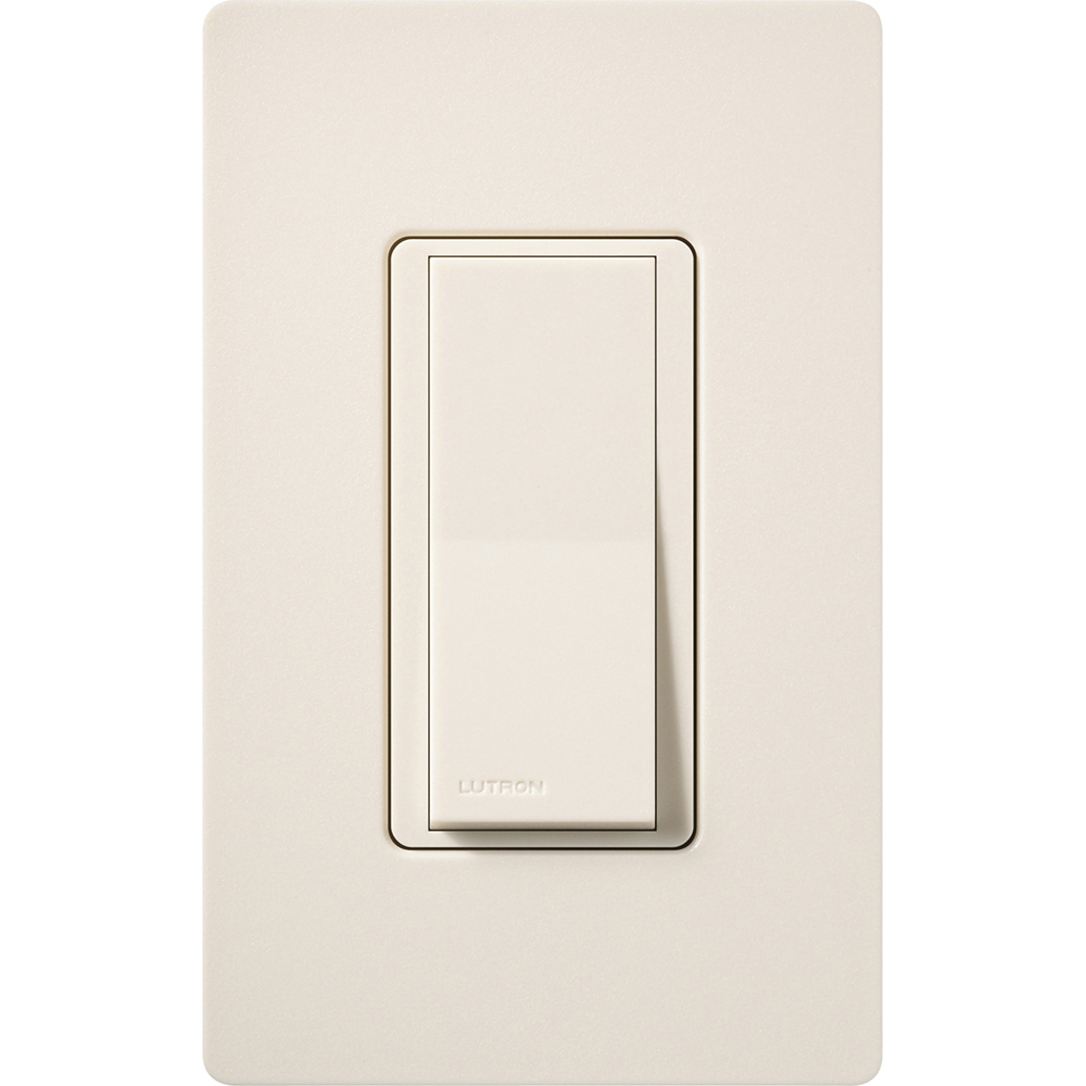 SATIN COLOR 4-WAY SWITCH EGGSHELL