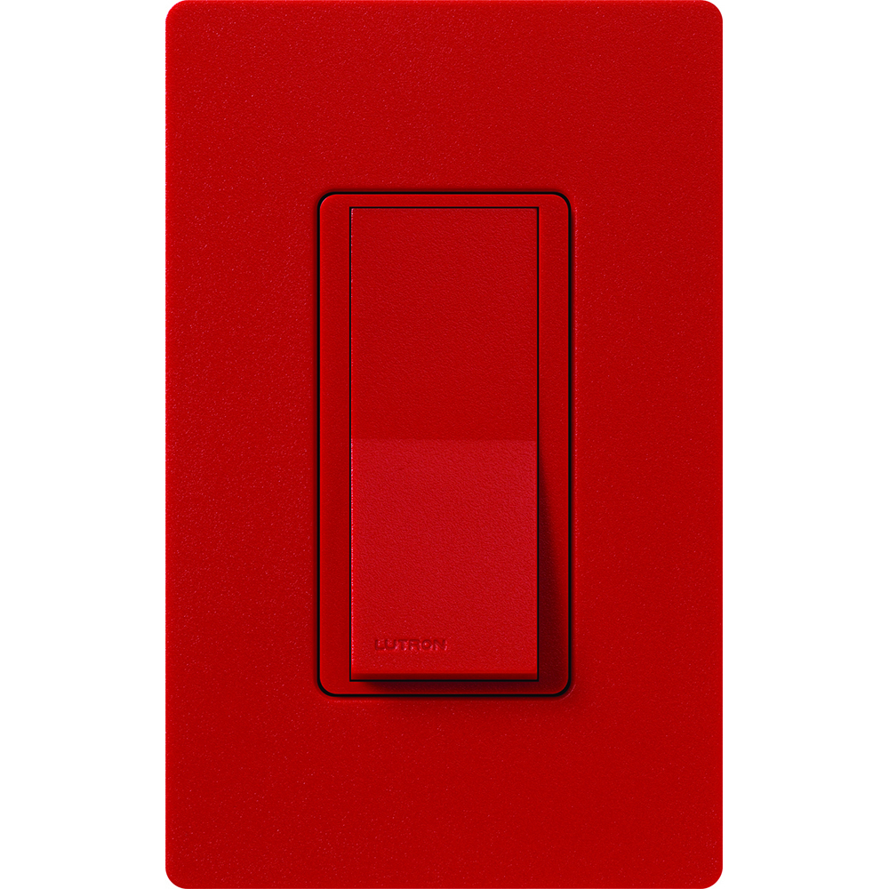 SATIN COLOR 4-WAY SWITCH HOT