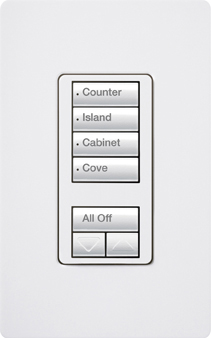 RRD-HN4S-WH LUTRON AVAILABLE JANUARY 30, 2016-CL RA2 HYBR WHITE