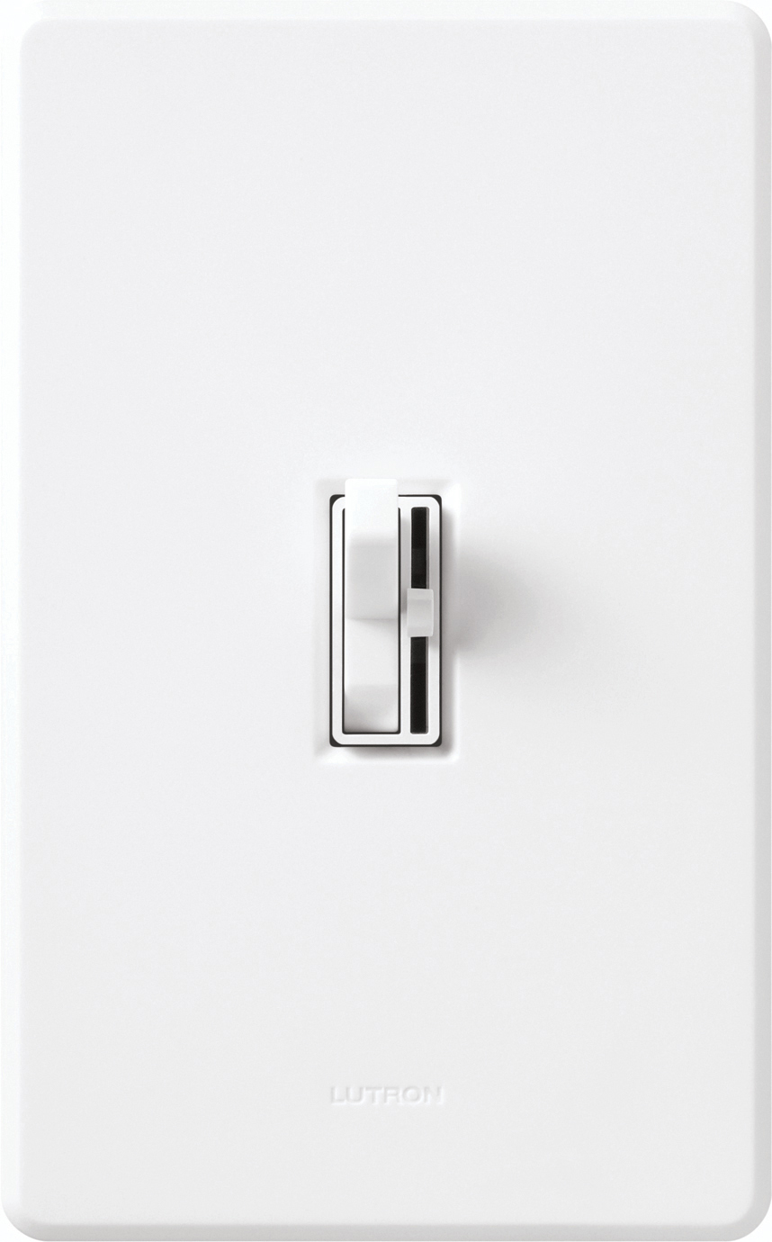 Volume 1 Basic Devices And Single Space Systems Below Is A Pole Dimmer Switch Controlling Flourescent Light Download High Resolution Product Image