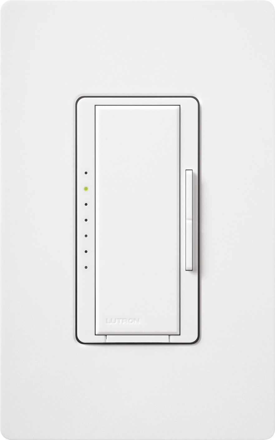 MA 600 WH_hi maestro� dimmers, sensors, timers, and fan controls lutron maelv 600 wiring diagram at mifinder.co